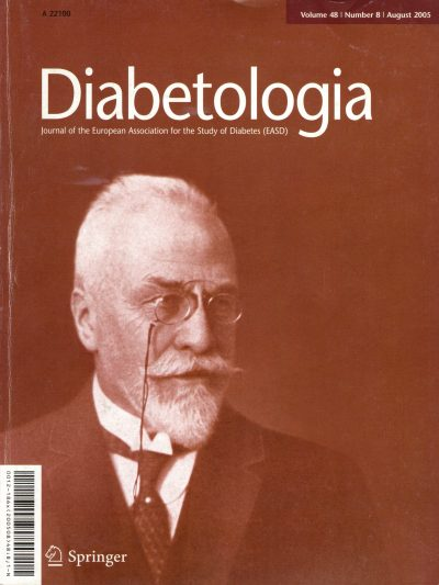August 2005 cover