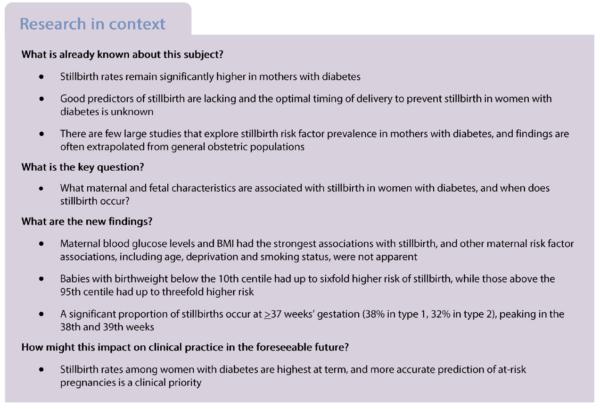 Diabetologia Style Guide – Diabetologia
