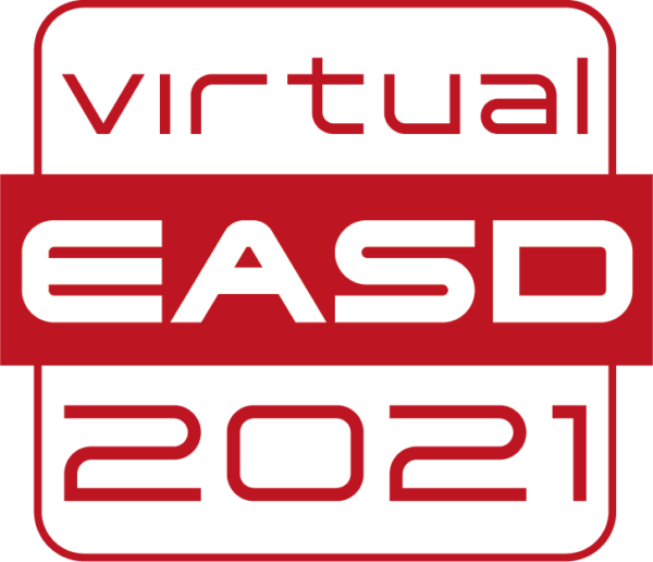 EASD 2021 logo
